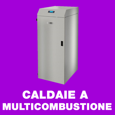 Caldaie a Multicombustione
