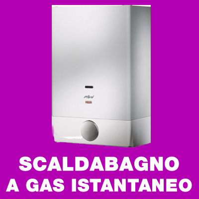 Scaldabagno a Gas Istantaneo