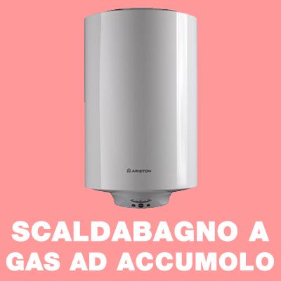 Scaldabagno a Gas ad Accumolo